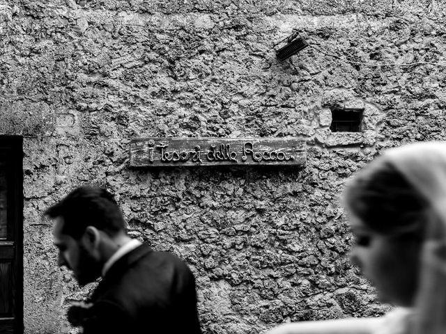 Il matrimonio di Simone  e Rossana  a Celano, L'Aquila 2