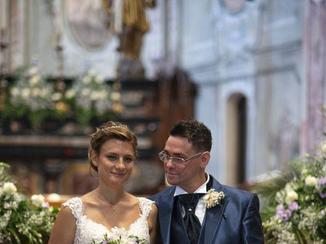 Il matrimonio di Fabio e Federica a Montorfano, Como 35
