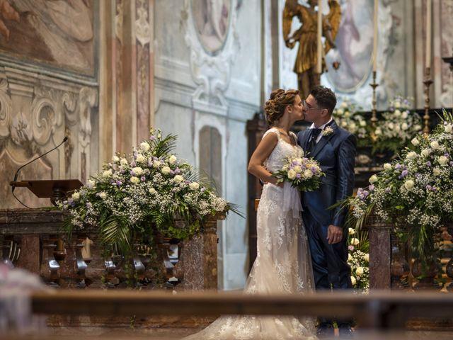 Il matrimonio di Fabio e Federica a Montorfano, Como 33