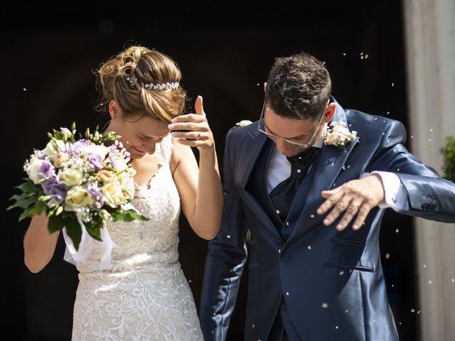 Il matrimonio di Fabio e Federica a Montorfano, Como 39