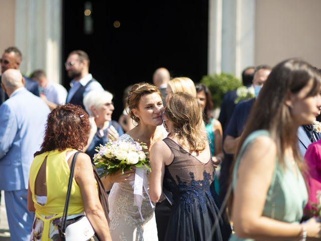 Il matrimonio di Fabio e Federica a Montorfano, Como 45