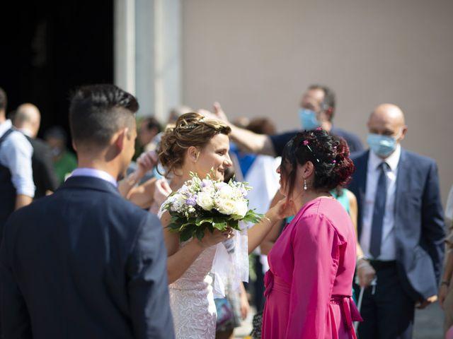 Il matrimonio di Fabio e Federica a Montorfano, Como 43