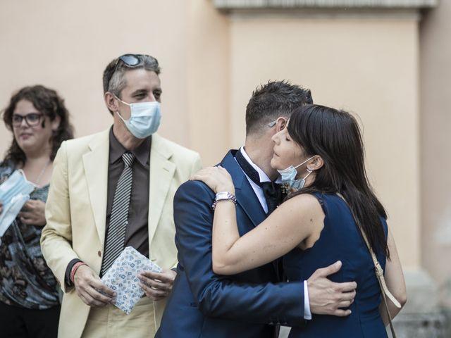 Il matrimonio di Fabio e Federica a Montorfano, Como 44