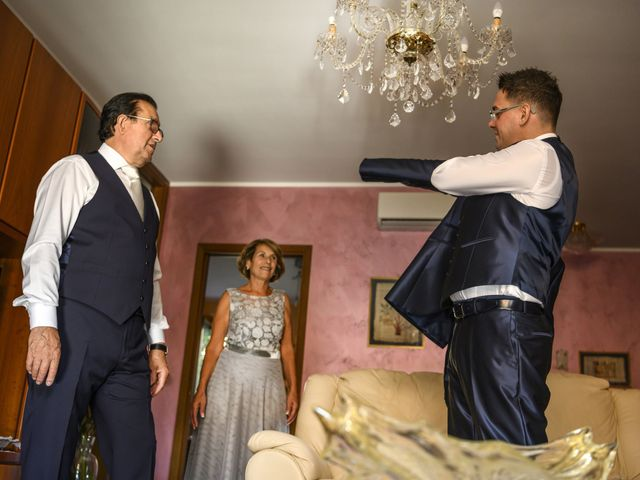 Il matrimonio di Fabio e Federica a Montorfano, Como 7