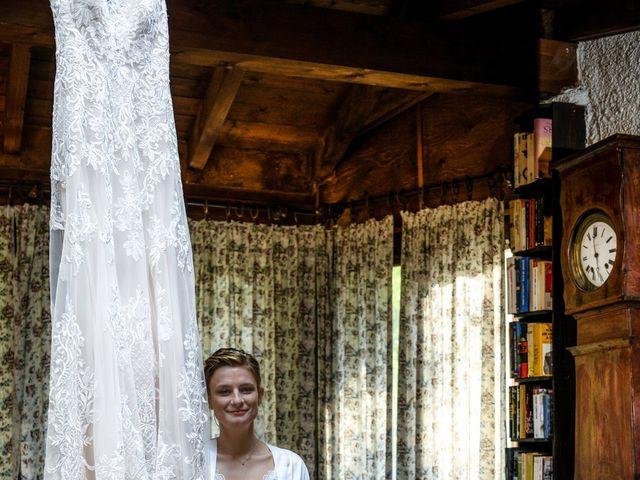 Il matrimonio di Fabio e Federica a Montorfano, Como 13