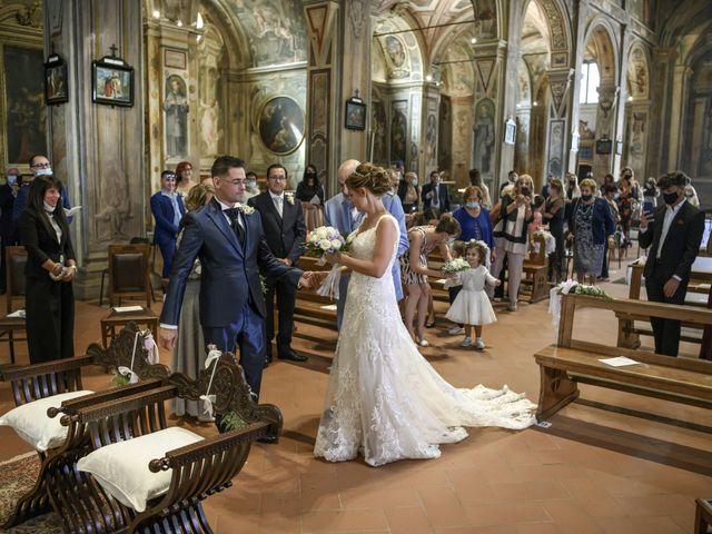 Il matrimonio di Fabio e Federica a Montorfano, Como 26