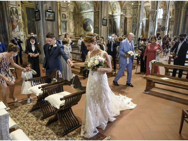 Il matrimonio di Fabio e Federica a Montorfano, Como 27