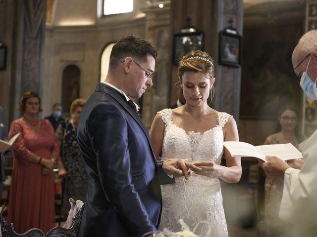 Il matrimonio di Fabio e Federica a Montorfano, Como 30