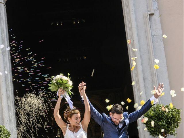 Il matrimonio di Fabio e Federica a Montorfano, Como 38