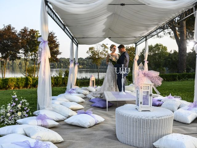 Il matrimonio di Fabio e Federica a Montorfano, Como 56