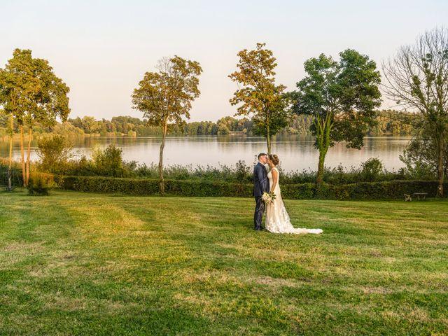 Il matrimonio di Fabio e Federica a Montorfano, Como 57