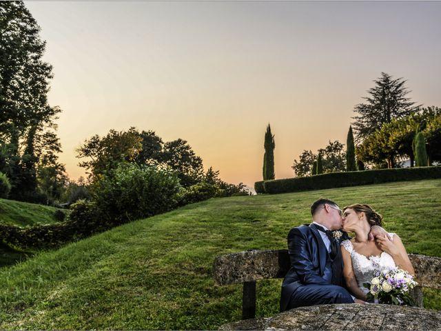 Il matrimonio di Fabio e Federica a Montorfano, Como 58
