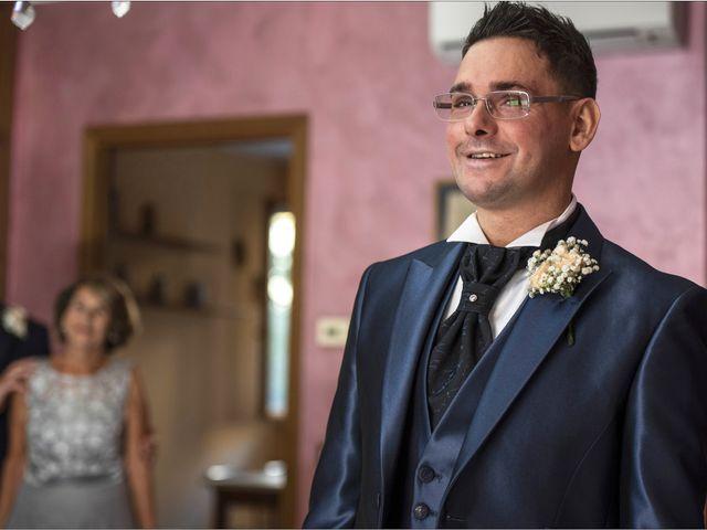 Il matrimonio di Fabio e Federica a Montorfano, Como 8