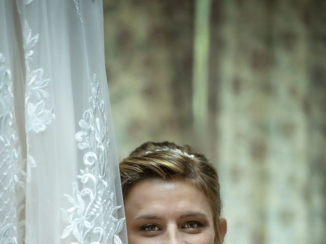 Il matrimonio di Fabio e Federica a Montorfano, Como 16