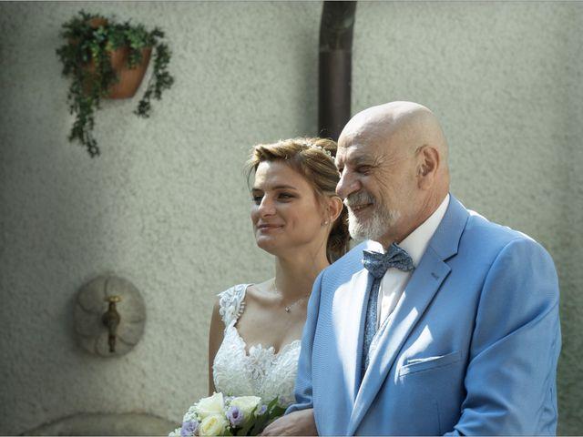Il matrimonio di Fabio e Federica a Montorfano, Como 21