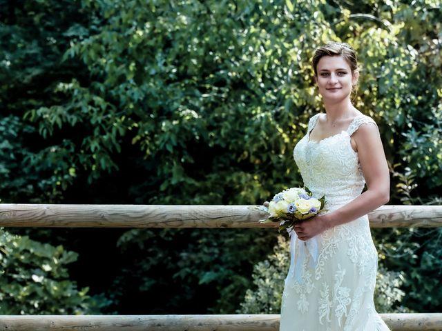 Il matrimonio di Fabio e Federica a Montorfano, Como 22