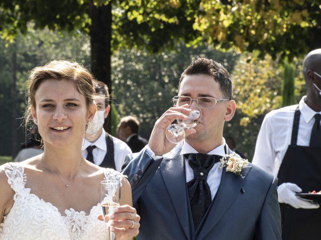 Il matrimonio di Fabio e Federica a Montorfano, Como 50