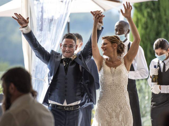 Il matrimonio di Fabio e Federica a Montorfano, Como 51