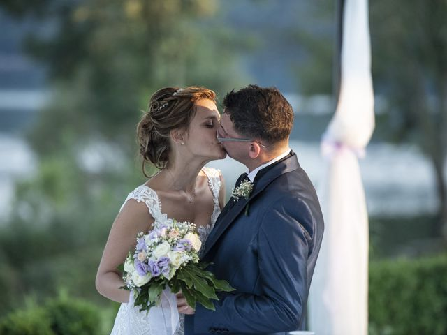 Il matrimonio di Fabio e Federica a Montorfano, Como 55