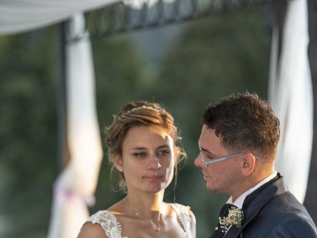 Il matrimonio di Fabio e Federica a Montorfano, Como 54
