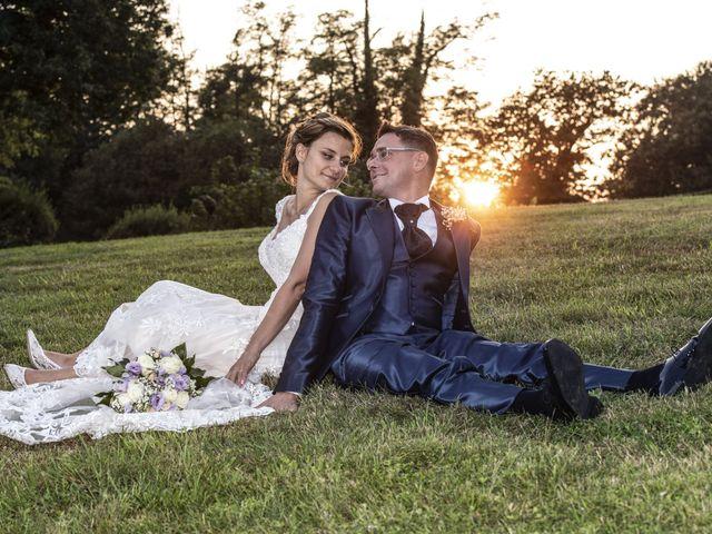 Il matrimonio di Fabio e Federica a Montorfano, Como 59
