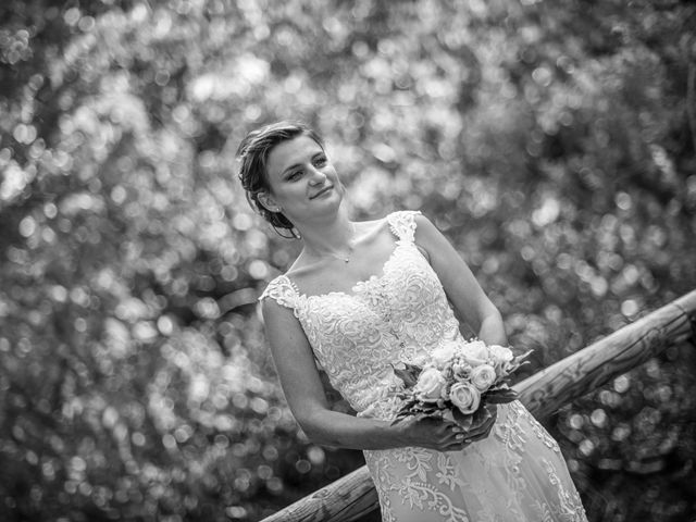 Il matrimonio di Fabio e Federica a Montorfano, Como 23