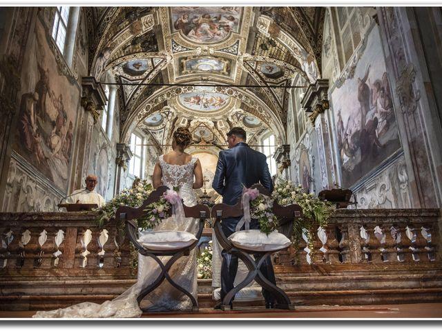 Il matrimonio di Fabio e Federica a Montorfano, Como 32