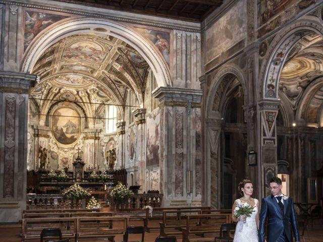 Il matrimonio di Fabio e Federica a Montorfano, Como 36