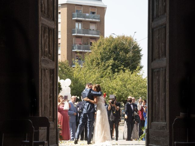 Il matrimonio di Fabio e Federica a Montorfano, Como 37
