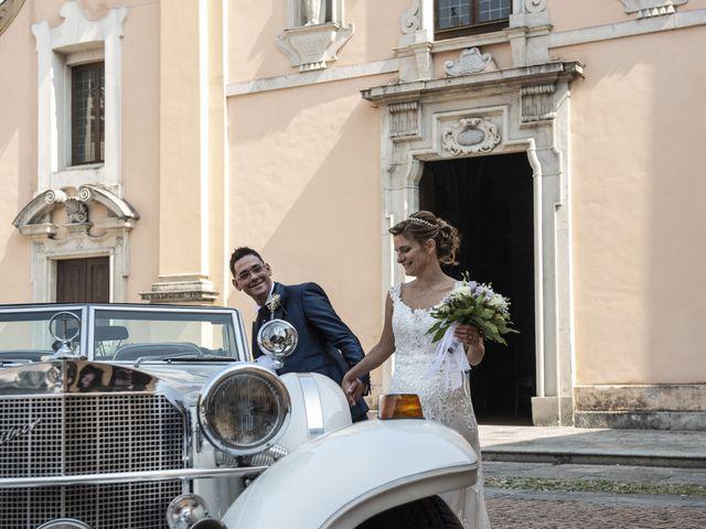 Il matrimonio di Fabio e Federica a Montorfano, Como 47
