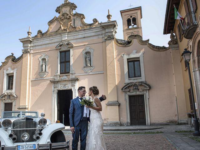 Il matrimonio di Fabio e Federica a Montorfano, Como 46