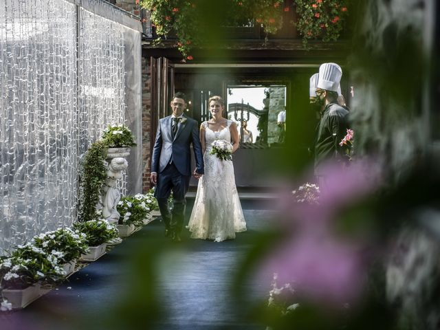 Il matrimonio di Fabio e Federica a Montorfano, Como 52