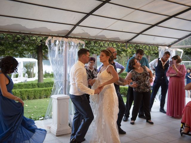 Il matrimonio di Fabio e Federica a Montorfano, Como 67