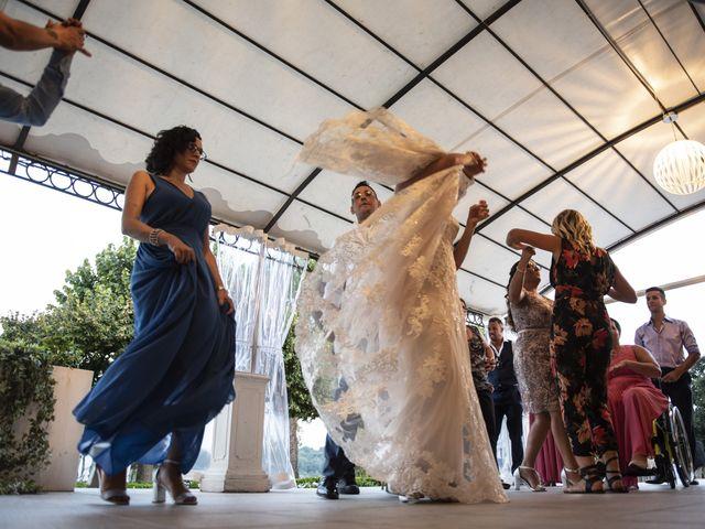 Il matrimonio di Fabio e Federica a Montorfano, Como 69