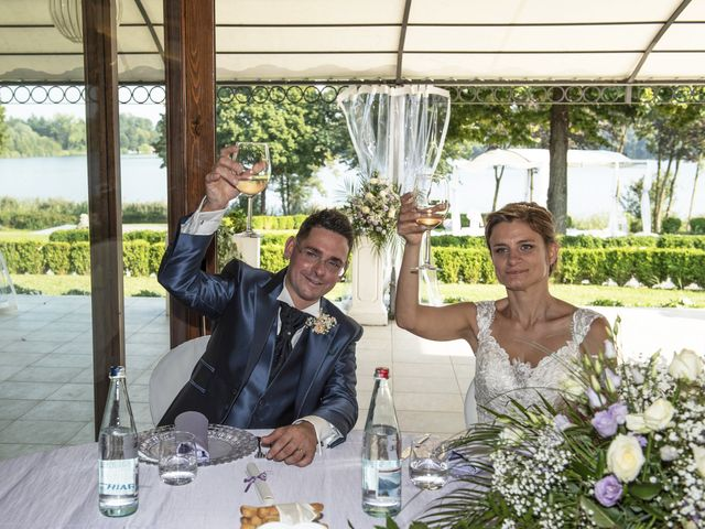 Il matrimonio di Fabio e Federica a Montorfano, Como 53