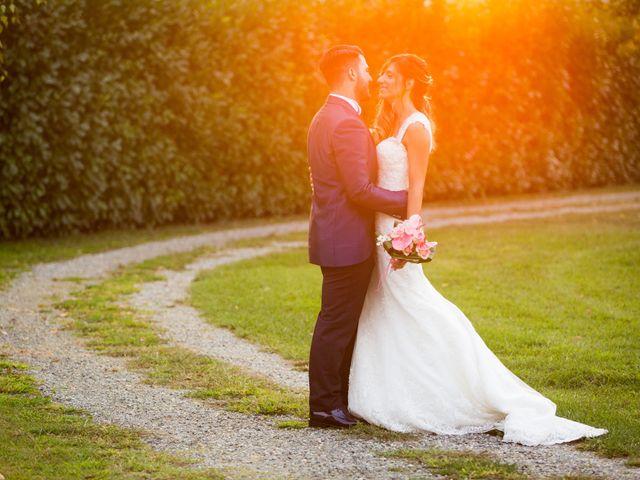 Le nozze di Renato e Jessica