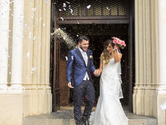 Il matrimonio di Jessica e Renato a Biella, Biella 3