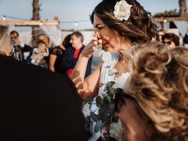Il matrimonio di Stefania e Luigi a Margherita di Savoia, Bari 35