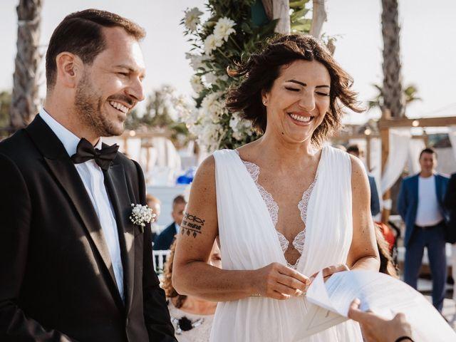 Il matrimonio di Stefania e Luigi a Margherita di Savoia, Bari 36