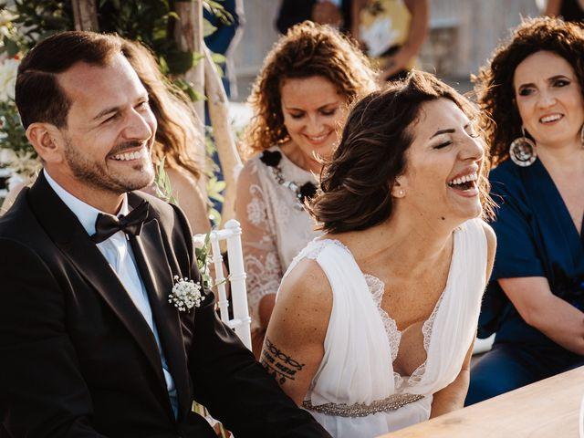 Il matrimonio di Stefania e Luigi a Margherita di Savoia, Bari 47
