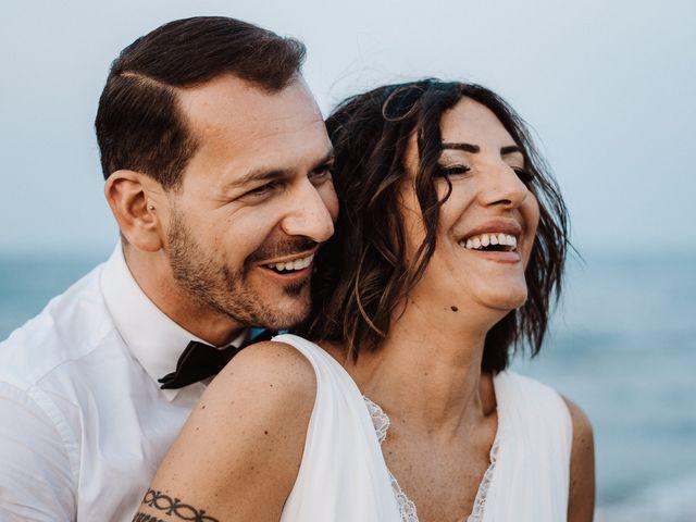 Il matrimonio di Stefania e Luigi a Margherita di Savoia, Bari 57