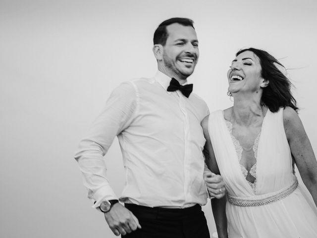 Il matrimonio di Stefania e Luigi a Margherita di Savoia, Bari 1