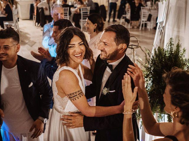 Il matrimonio di Stefania e Luigi a Margherita di Savoia, Bari 66