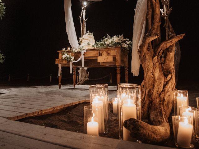Il matrimonio di Stefania e Luigi a Margherita di Savoia, Bari 78