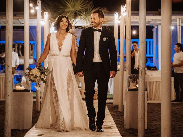 Il matrimonio di Stefania e Luigi a Margherita di Savoia, Bari 80