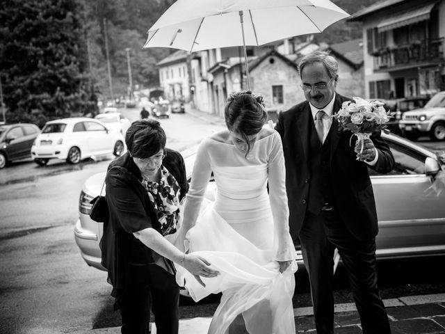 Il matrimonio di Davide e Elsia a Seveso, Monza e Brianza 15