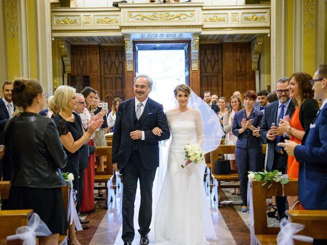 Il matrimonio di Davide e Elsia a Seveso, Monza e Brianza 16