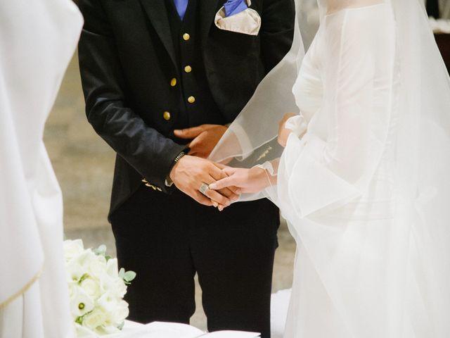 Il matrimonio di Davide e Elsia a Seveso, Monza e Brianza 17
