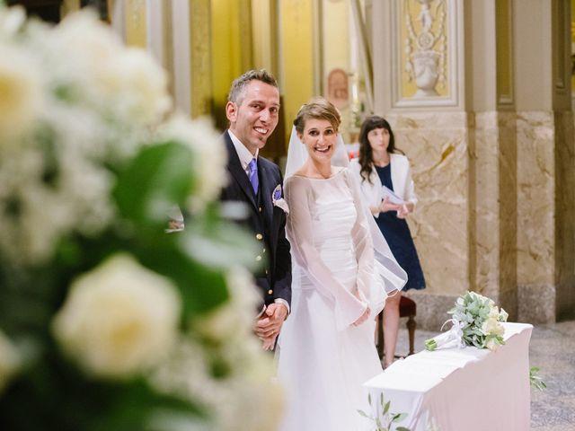 Il matrimonio di Davide e Elsia a Seveso, Monza e Brianza 20