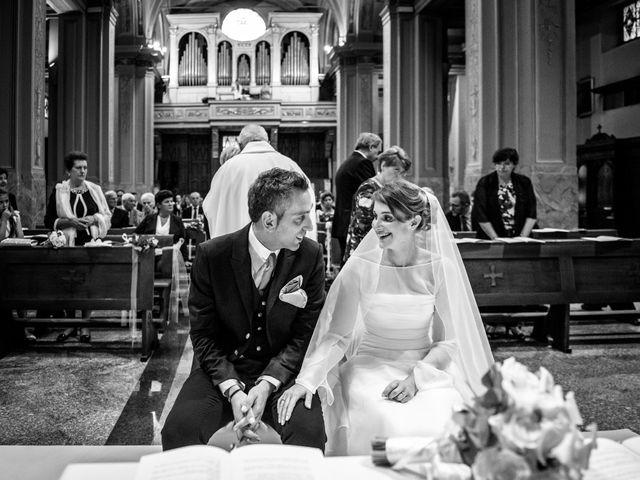 Il matrimonio di Davide e Elsia a Seveso, Monza e Brianza 21